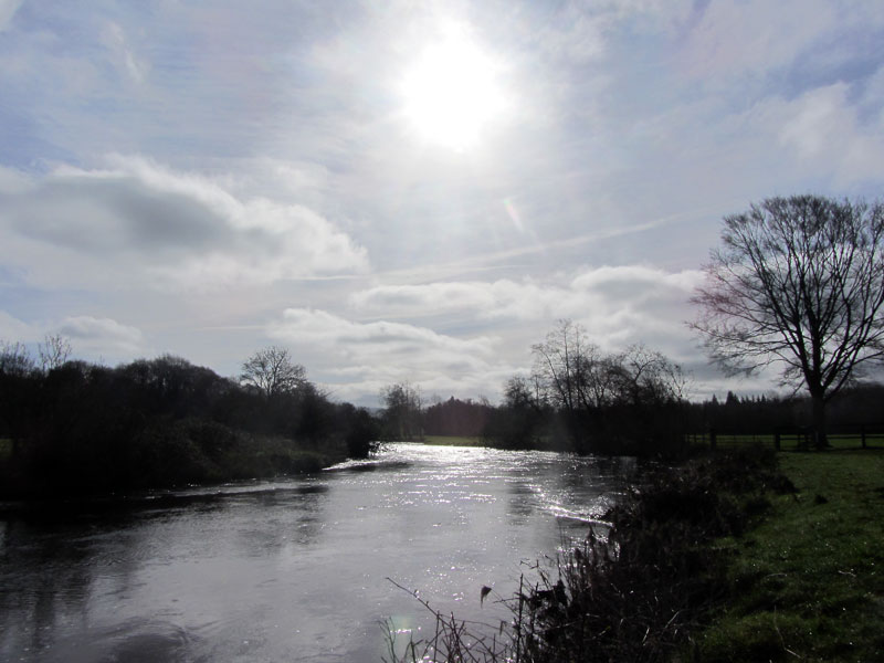 The River Nore Durrow