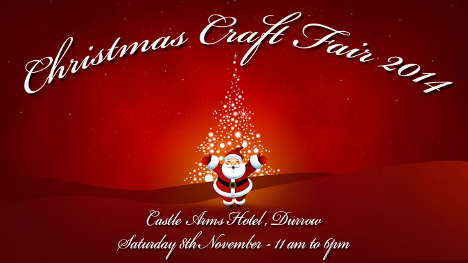 Christmas Craft Fair Durrow