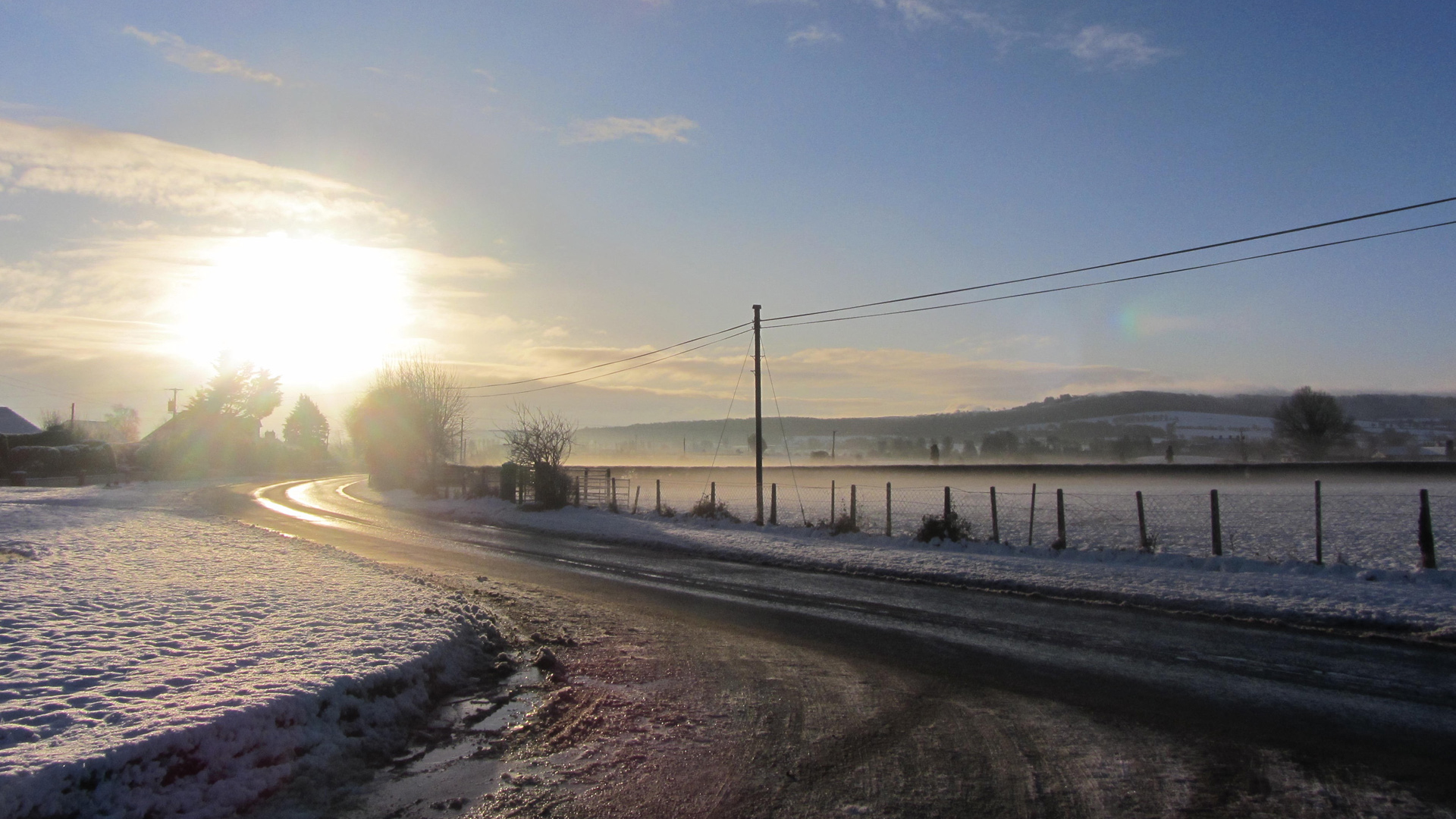 After The Big Freeze – Durrow, Co. Laois